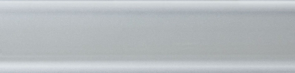 Soklová lišta NGF56, Dekor stříbrný