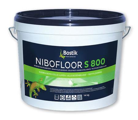 Lepidlo na vinylové podlahy Bostik Nibofloor S800, 7 kg