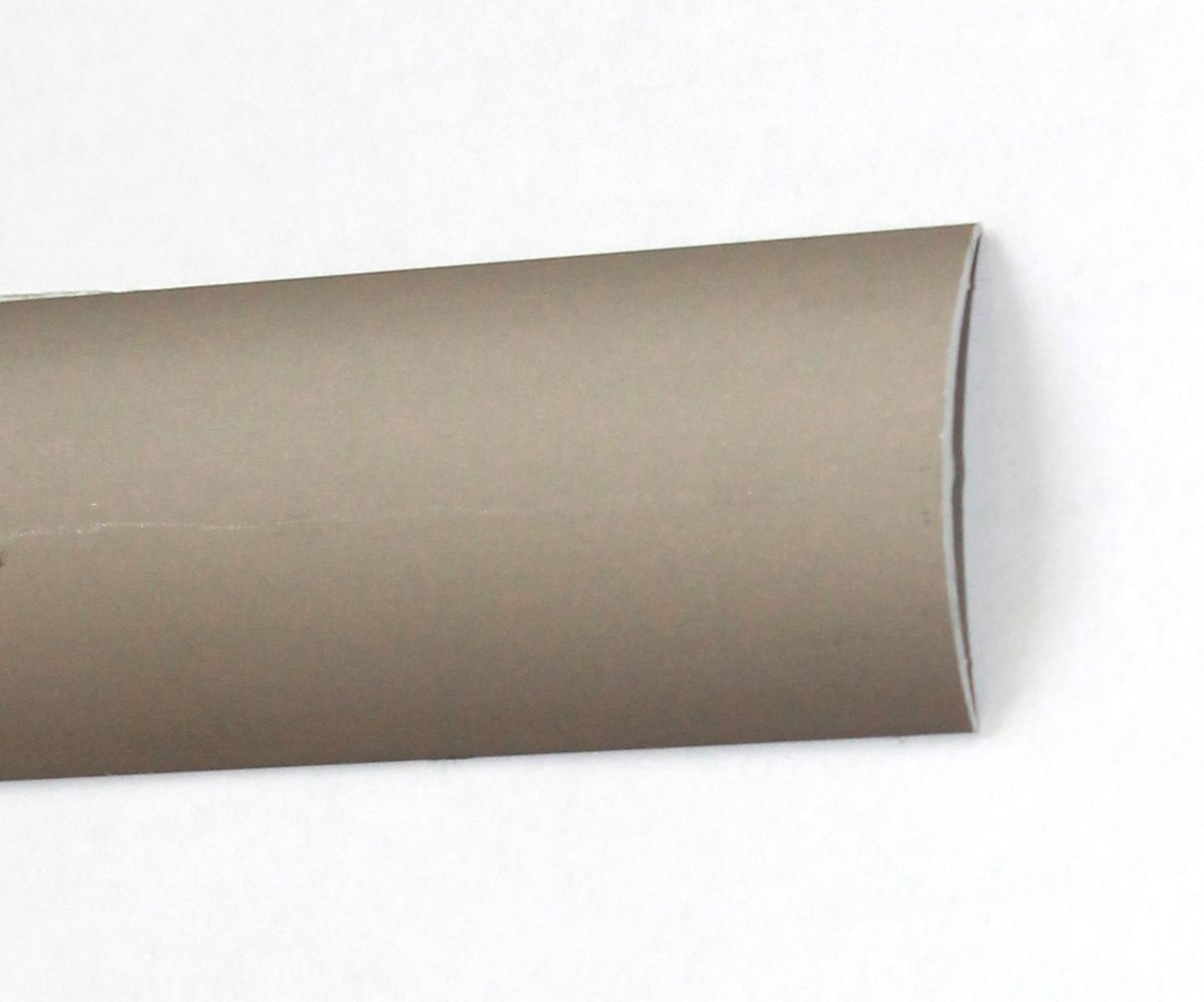 Přechodová lišta samolepící, 30 mm, titan, 0,9 m