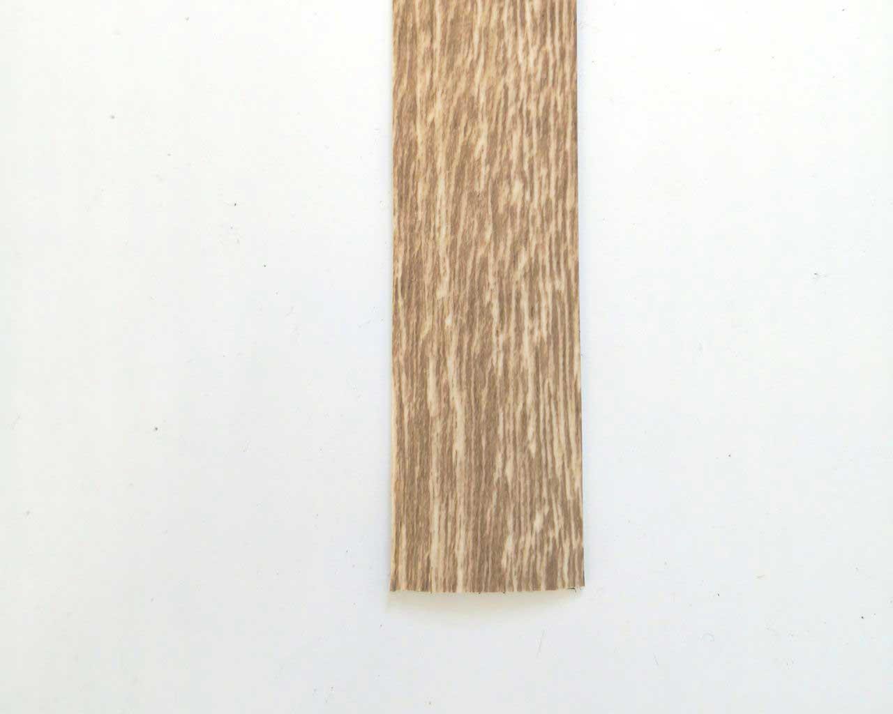 Ukončovací lišta nájezd samolepící, 14 mm, 2,7 m, dekor podlahy DEK