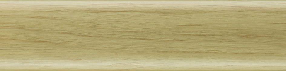 Soklová lišta NGF56, Dekor Jasan bílý