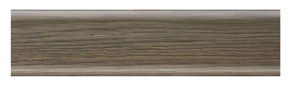 Soklová lišta NGF56, Dekor Dub Burbon Černý
